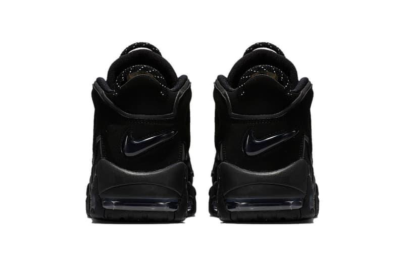 Nike より人気のオールブラック Air More Uptempo が約1年ぶりに再登場 ナイキ エア モア アップテンポ HYPEBEAST ハイプビースト スニーカー