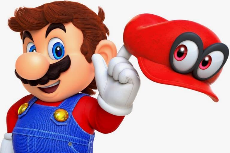 Nintendo Switch の販売好調により任天堂が7年ぶりに売上高1兆円突破 売上高に大きく貢献したゲームソフトはあの国民的キャラクター 任天堂 Nintendo Switch ニンテンドー スイッチ スーパーマリオ オデッセイ 君島達己 HYPEBEAST ハイプビースト