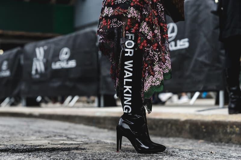 Streetsnaps:New York Fashion Week Fall/Winter 2018 Part 3 ストリートスナップ 水原希子 kiko mizuhara HYPEBEAST ハイプビースト