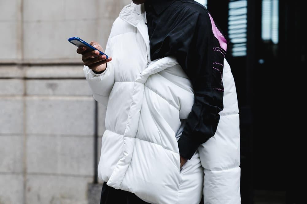 New York Fashion Week Men's Fall/Winter 2018 Day1 雨降るニューヨークの地に集結したファッショニスタたちの最旬スタイルを激写 ニューヨーク・ファッションウィーク・メンズ NYFW メゾン Tom Ford トム・フォード Coach 1941 コーチ 老舗ブランド Raf Simons ラフ・シモンズ 3.1 Phillip Lim 3.1 フィリップ リム N.Hoolywood N.ハリウッド ファッショニスタ Day1 Louis Vuitton ルイ・ヴィトン LV モノグラムバッグ Off-White™️ オフホワイト GORE-TEX®️ サコッシュ Supreme シュプリーム バケットハット ムートン ファー 毛皮 Kanye West カニエ・ウェスト YEEZY Streetsnaps HYPEBEAST ハイプビースト
