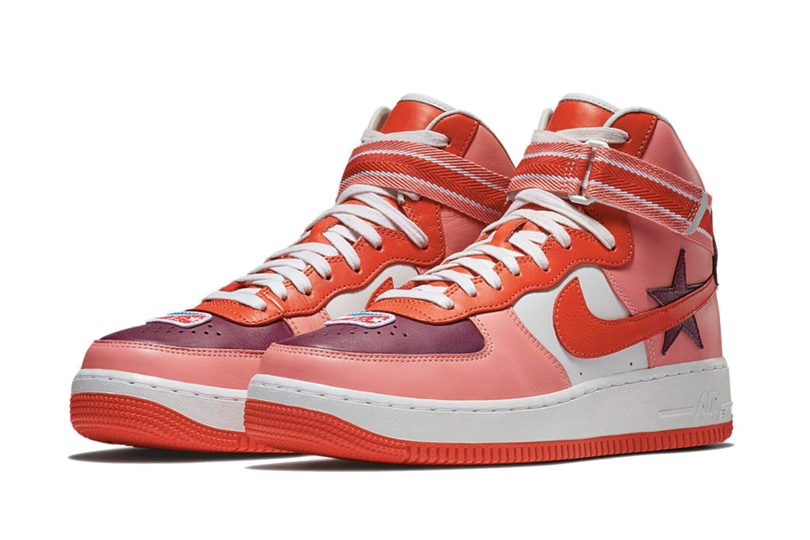 元 Givenchy のリカルド・ティッシ x Nike による架空のバスケチームをフィーチャーした2018年春コレクションが登場 ナイキ バスケ バスケットボール hypebeast
