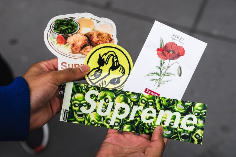 Supreme 2018年春夏コレクション #WEEK1 のニューヨークの様子をスナップ形式でレポート 待望の春夏シーズンが〈Sup〉の本拠地で開幕