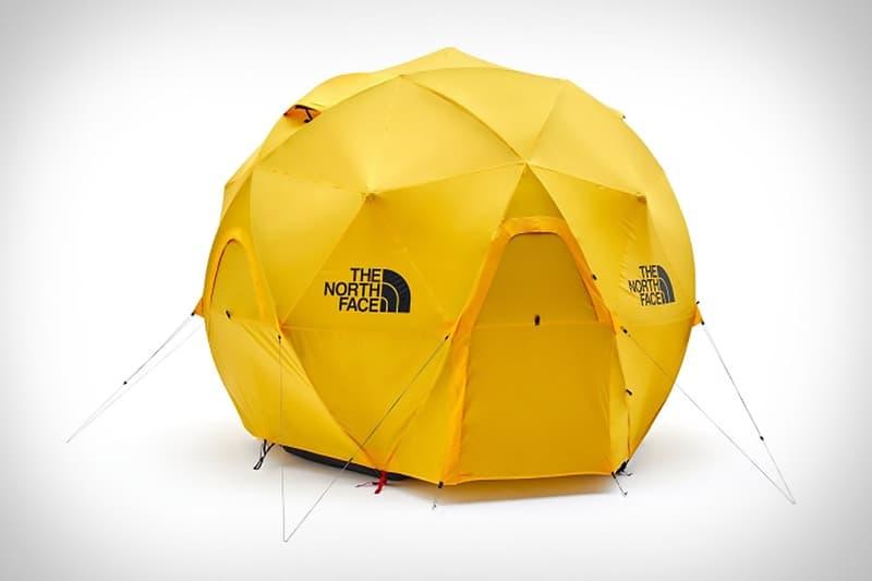 """The North Face より日本で開発された渾身の新作ドーム型テント """"Geodome 4"""" がリリース ザ・ノース・フェイス ジオドーム テント キャンプ TNF ノースフェイス ドーム 球体 丸い hypebeast"""