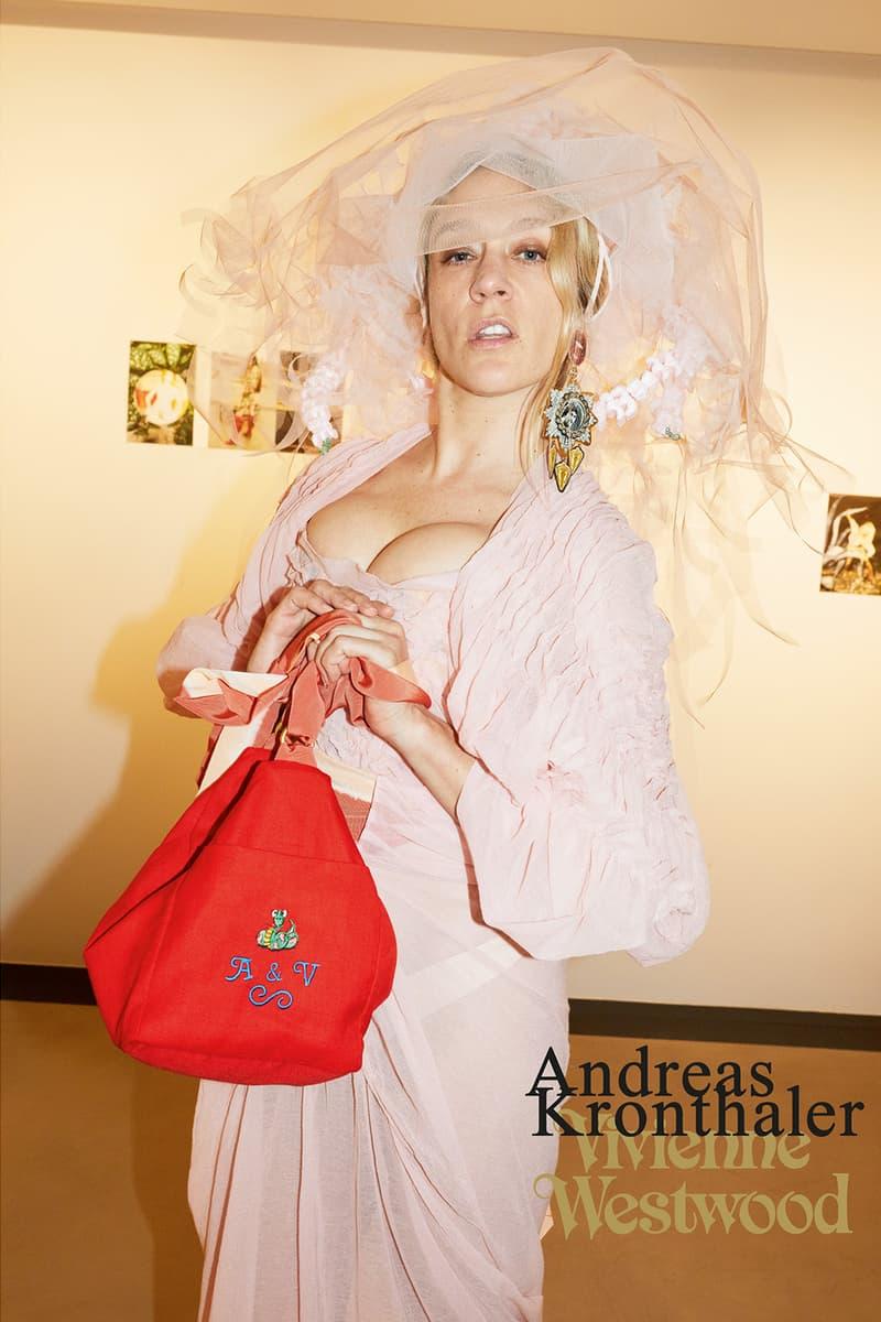 Vivienne Westwood が LGBT コミュニティに敬意を評した2018年春夏キャンペーンビジュアルを公開 ドレスからはだけた胸元を手で覆う姿や窓に顔を埋める姿など強烈な最新ビジュアルをチェック アヴァンギャルド Vivienne Westwood ヴィヴィアン・ウェストウッド Juergen Teller ユルゲン・テーラー Andreas Kronthaler アンドレアス・クロンターラー Chloe Sevigny クロエ・セヴィニー Clare Waight Keller クレア・ワイト・ケラー Givenchy ジバンシー HYPEBEAST ハイプビースト