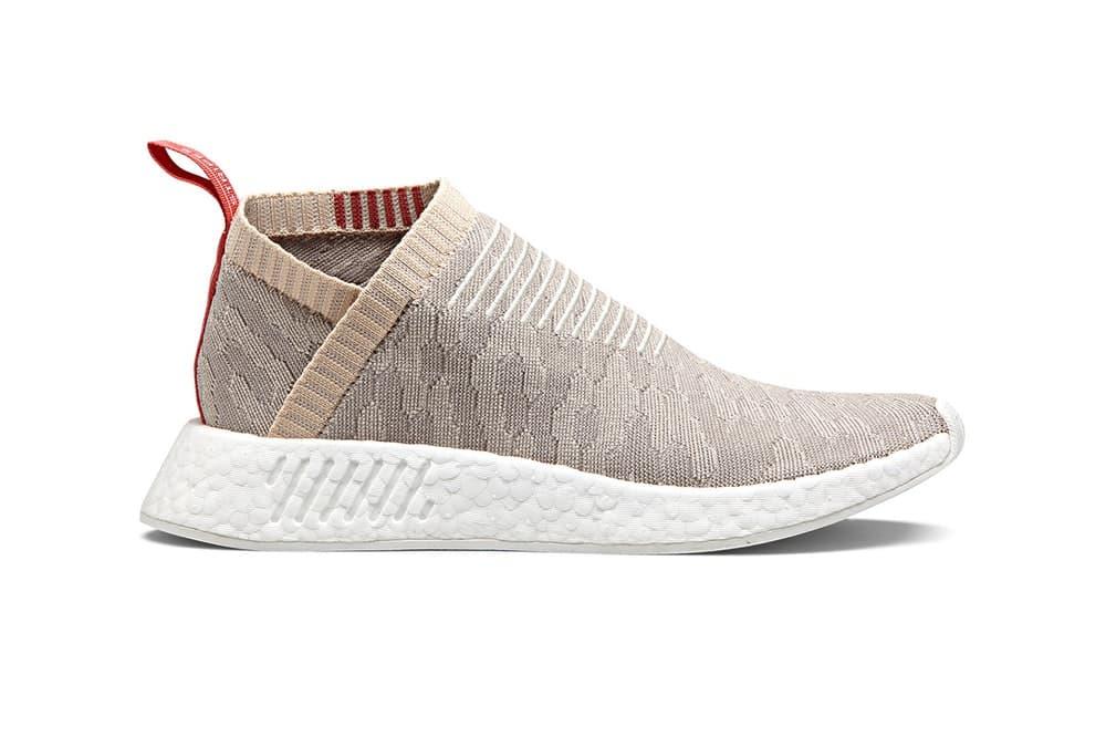 adidas Originals よりミニマルなデザインに仕上げた新作 NMD のビジュアルが複数登場
