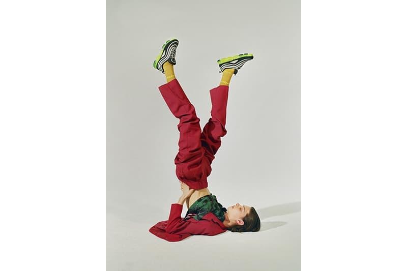 独特すぎる世界観に惹かれる Slam Jam による Nike Air Max Day を祝う最新エディトリアル クセの強い奴らが履きこなす〈Nike〉の注目フットウェアをチェック
