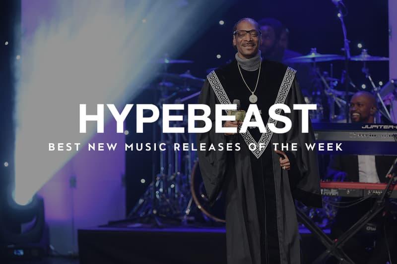 先週の注目音楽リリース 6 選 HYPEBEAST ハイプビースト HYPEBEAST Music Picks, Saweetie, Bishop Nehru, Snoop Dogg, PRhyme, Yogee New Waves, Wale