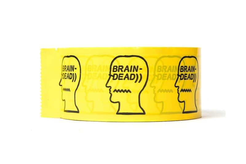 Brain Dead がグラフィックを多用した2018年春夏コレクションのデリバリーを開始 Tシャツやスウェットなど春夏シーズンに主役級の活躍が期待できるアイテムが勢揃い HYPEBEAST ハイプビースト