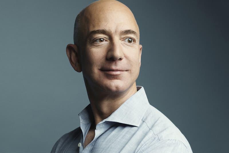 Amezon 創設者のジェフ・ベゾスが初の世界長者番付トップに輝く アマゾン jeff bezos