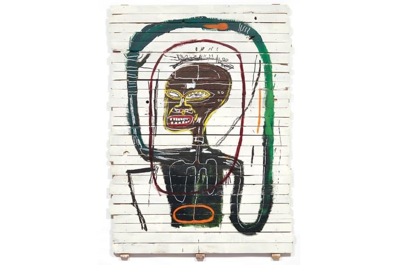 """ジャン=ミシェル・バスキアが描いた絵画作品 """"Flexible"""" がオークションに出品されることに 専門家による推定落札額は、日本円にしておよそ21億円……"""