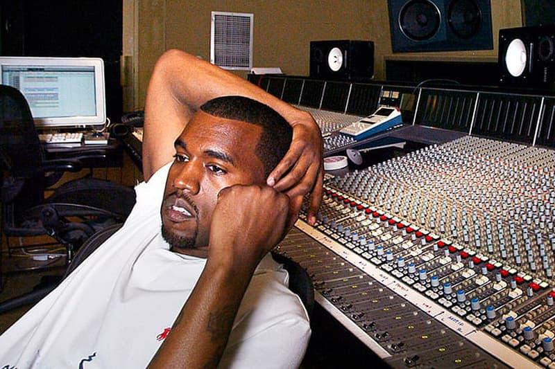 Kanye West が Nas、Kid Cudi、Travis Scott らとワイオミング州で音源収録中