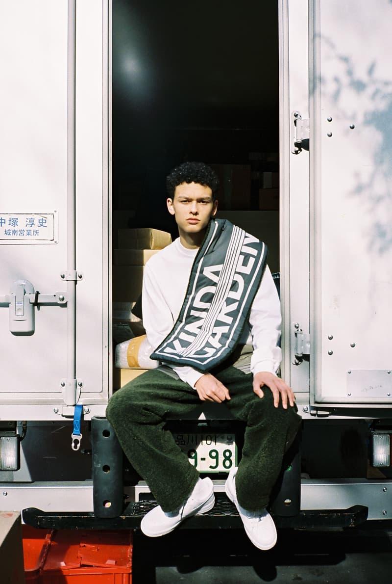 新鋭ブランド KINDAGARDEN が1990年代にインスピレーションを得た2018年秋冬コレクションを公開