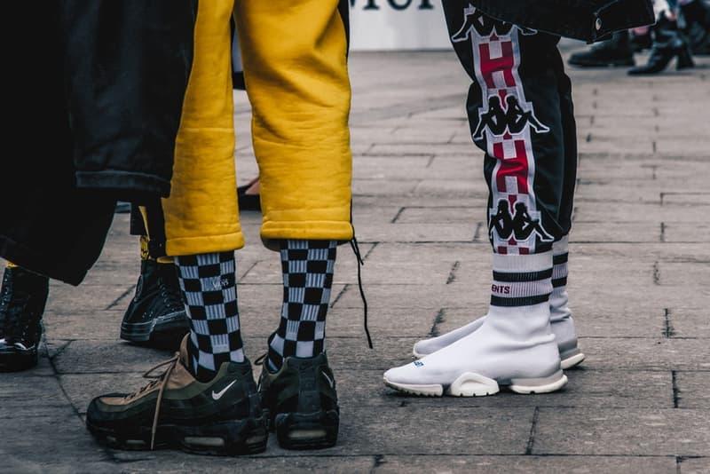 Streetsnaps:Moscow Fashion Week Fall/Winter 2018 Part.2 今すぐ真似できるロシアヘッズ流のラグジュアリーストリートスタイルをチェック パリ ロンドン ミラノ ニューヨーク Gosha Rubchinskiy ゴーシャ・ラブチンスキー モスクワヘッズフ ァッショニスタ Heron Preston ヘロン・プレストン Raf Simons ラフ・シモンズ Balenciaga バレンシアガ Off-White™️ オフホワイト Supreme シュプリーム The North Face ザ・ノース・フェイス Louis Vuitton ルイ・ヴィトン Kappa カッパ NIKE ナイキ adidas アディダス HYPEBEAST ハイプビースト
