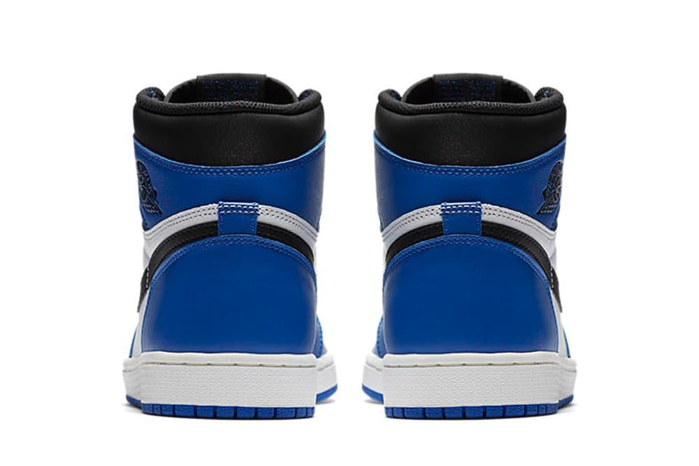 """フルグレインレザーで高級感を手に入れた Air Jordan 1 """"White/Royal"""" の日本発売情報が判明 どこか懐かしさを漂わす完売必至のヘッズ注目モデルが遂にスタンバイ Virgil Abloh ヴァージル・アブロー Nike ナイキ コラボプロジェクト The Ten 第2弾 有力情報 Jordan Brand ジョーダン ブランド 2018年 Bred Toe 伝説的カラー Air Jordan 1""""White/Royal"""" オフィシャルリリース Instagram ディテールルック Chicago フルグレインレザー Royal SNKRS アニマル柄 Nike Air Max 95""""atmos"""" インスタグラム 通販 オンライン HYPEBEAST ハイプビースト"""