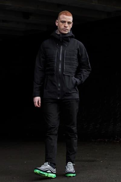 """The North Face が機能性とデザインを兼備した """"Black Series"""" コレクションをリリース 都市生活で〈TNF〉を愛用する方にとってはマストバイなアイテムばかり"""