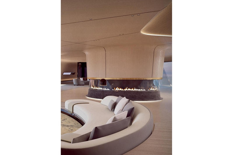 """ヨット界の重鎮 Oceanco より全長115メートルを超えるスーパーヨット """"Tuhura"""" が登場 古代ポリネシア発祥のカヌーをヒントに現代的なエッセンスを踏襲した巨大船舶をチェック ヨット界 Oceanco オーシャンコー スーパーヨット Tuhura Lobanov Design Studio ロバノフデザインスタジオ 古代ポリネシア チーク材 ガンメタル超合金 ブロンズ Igor Lovbanov イゴール・ロバノフ エレガンス Mercedes-Benz メルセデス・ベンツ Ford フォード Rolls-Royce ロールス・ロイス HYPEBEAST ハイプビースト"""