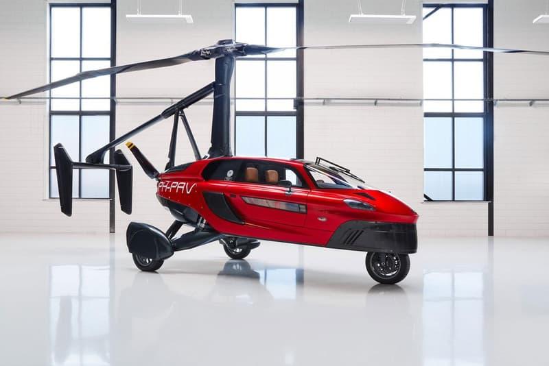 """陸空両用の""""空飛ぶクルマ""""が世界初の商業販売へ PAL-V Liberty Pioneer Liberty Sport リバティ"""