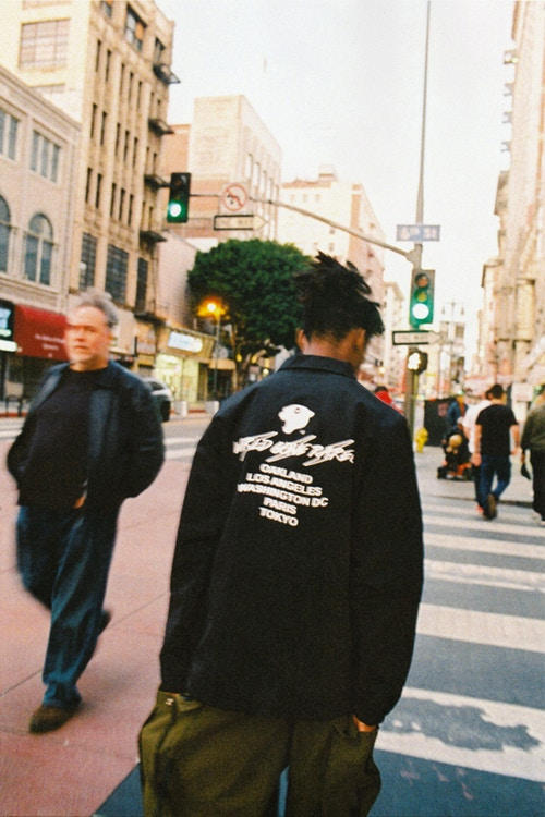 Rare Panther 2018 Spring/Summer Collection Los Angeles Lookbook Asato Iida