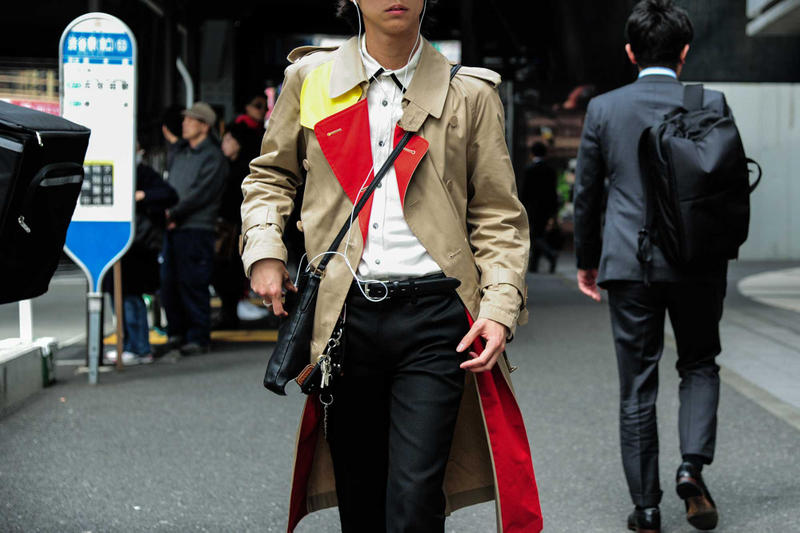 Streetsnaps:Tokyo Fashion Week Fall/Winter 2018 Part 1 HYPEBEAST ハイプビースト ストリート スナップ フォト