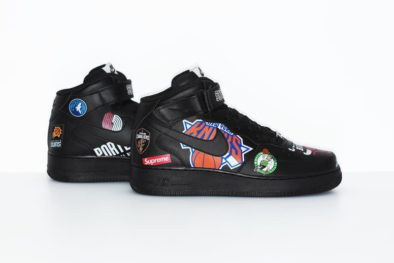 Supreme x Nike x NBA のルックブック&アイテム一覧が解禁 初見のアイテムとともに国内発売情報も判明