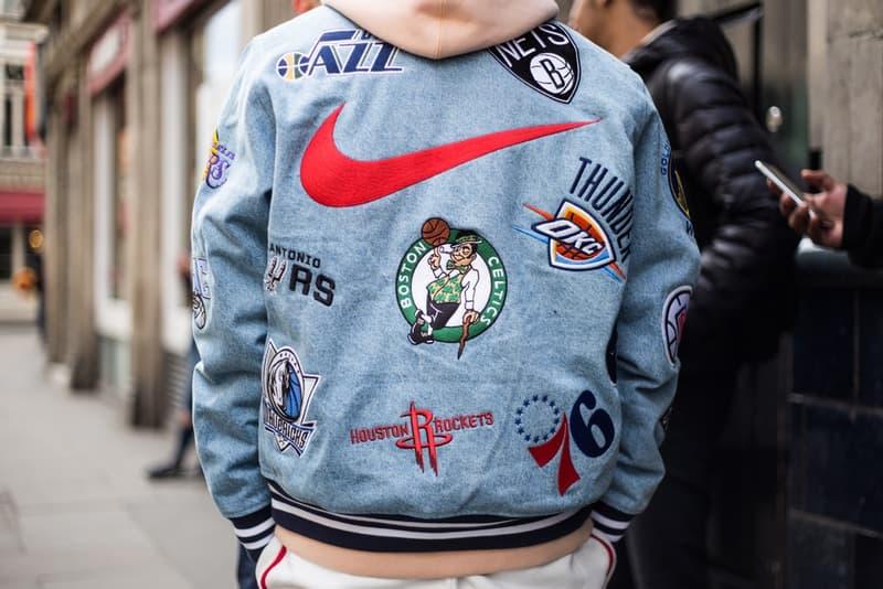 NBA & Nike とのコラボアイテムも発売された Supreme 最新ロンドンローンチの様子をレポート ナイキ シュプリーム HPEBEAST ハイプビースト