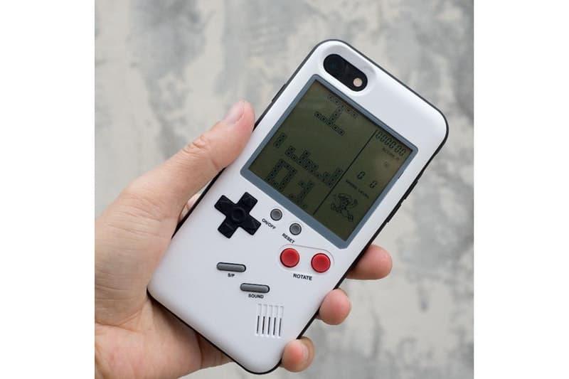 全10種類のゲームボーイソフトを楽しめる iPhone ケースが登場 今なら期間限定価格の24.95ドル(約2,663円)で購入可能 テック ゲーム 任天堂 Nintendo Switch ニンテンドースイッチ スマホゲーム ファミコン プレステ iPhone Wanle テトリス 戦車ゲーム ヘビゲーム タイトル全10種 24.95ドル HYPEBEAST ハイプビースト
