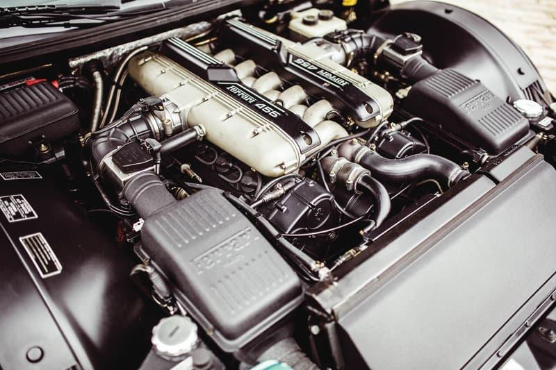 カタールの王族が所有していた1995年製の Ferrari 456 GT がオークションに登場  世界有数の富豪が惚れ込んだ一台は意外なモデルだった?