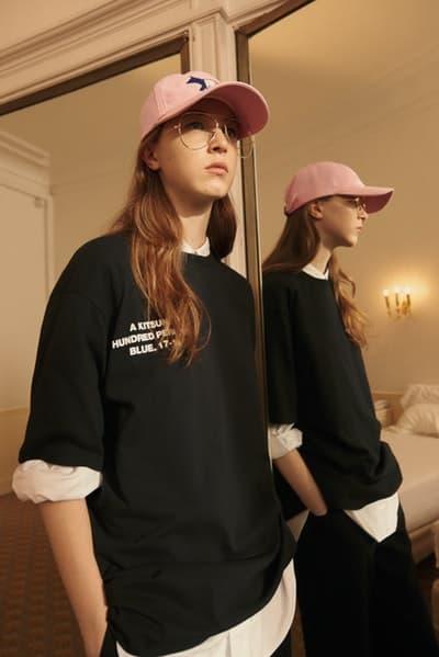 MAISON KITSUNÉ より韓国発の話題ブランド ADER ERROR とのコラボカプセルコレクションが登場 メゾン キツネ アダーエラー HYPEBEAST ハイプビースト