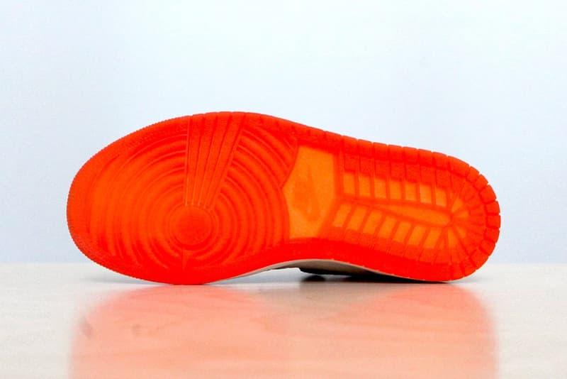 """高級感のあるサテン素材で再構築された Air Jordan 1 """"Shattered Backboard"""" モデルが登場 ナイキ エア ジョーダン バックボード HYPEBEAST ハイプビースト"""