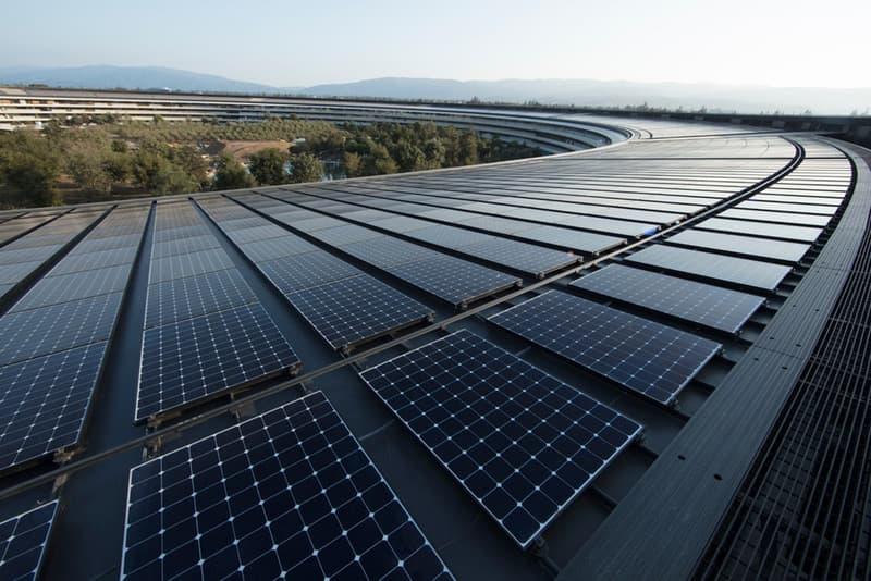 Apple が自社電力の100%再生可能エネルギー化を発表 巨大企業の偉大なる記録に各方面から称賛の声が相次ぐ