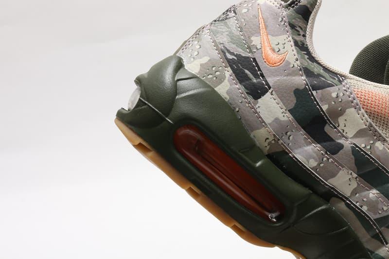 Nike より日本国内の atmos 限定発売となる新作 Air Max 95 Essential が登場 ナイキ アトモス エア マックス スニーカー HYPEBEAST ハイプビースト