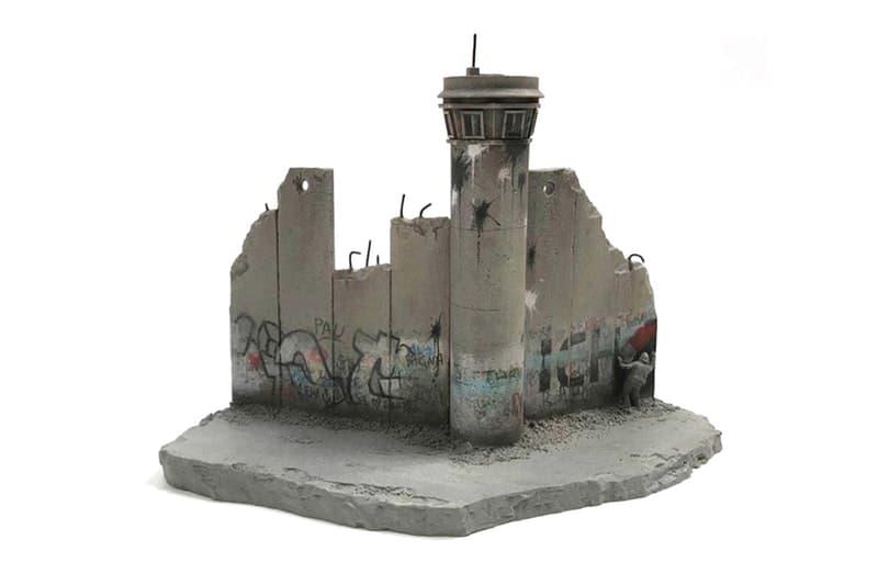 Banksy が手がけるパレスチナ自治区内の The Walled Off Hotel より新作お土産アイテムが登場 バンクシー ホテル HYPEBEAST ハイプビースト