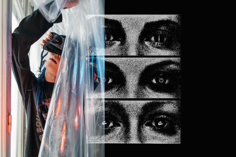 """Crossfaith 2018年春マーチコレクションのルックブックを先行公開 2018年の2ndコレクションではストリートカルチャーに深く精通するHIROがケミカルな世界観を構築 昨年、東京で一夜限りの10周年スペシャル版を熱狂で終えた""""ACROSS THE FUTURE""""がツアー形式で復活し、今週末より全国5都市の巡業を開始するCrossfaith(クロスフェイス)。メタルコアからエレクトロニカまで、多様多種なジャンルを巧みに融合する独自の音楽性は世界のラウドミュージックシーンでも一目置かれており、彼らはクリエイティビティはマーチャンダイズにも色濃く反映されている。  無論、2018年春のマーチコレクションも例外ではない。バントと同じく、一貫して近未来な世界観を構築する今季は、貧困もなく紛争も起きない管理統制の下に平等を受け入れた人々が溢れた社会がテーマだ。どことなくケミカルな印象が漂うルックブックでは、Crossfaithのロゴに蛇を絡めたグラフィックを随所でフィーチャー。また、筆者としては、左右の目の中にスマイルマークや注射器を忍ばせたブラッグボディのTシャツとリフレクト素材を組み込んだスポーティなセットアップをキーピースとしてピックアップしたい。  『HYPEBEAST』では、ストリートカルチャーにも深く精通するベースのHIROがディレクションしたルックブックを先行公開。全編は追って解禁されるはずなので、彼らからのアップデートを待ちつつ、ひとまず上のフォトギャラリーをチェックしてみてはいかがだろうか。  この機会に、すでにローンチ済みのマーチコレクション第1弾もプレイバックしてみてはいかがだろうか。"""