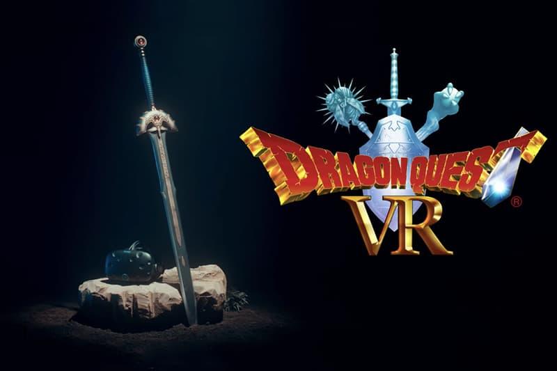 """スクウェア・エニックスがドラクエの世界をVRで体験できる""""ドラゴンクエストVR""""を発表 戦士、僧侶、魔法使いとパーティを組み、仲間と協力しながらゾーマを倒すドラクエファン垂涎のリアルな冒険が始まる"""