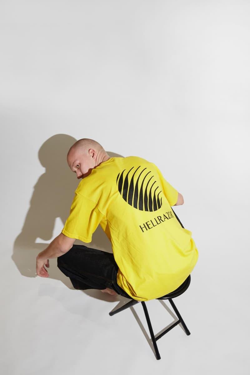 注目度急上昇中の気鋭東京ブランド Hellrazor が2018年春夏ルックブックを公開 ヘルレイザー HYPEBEAST ハイプビースト