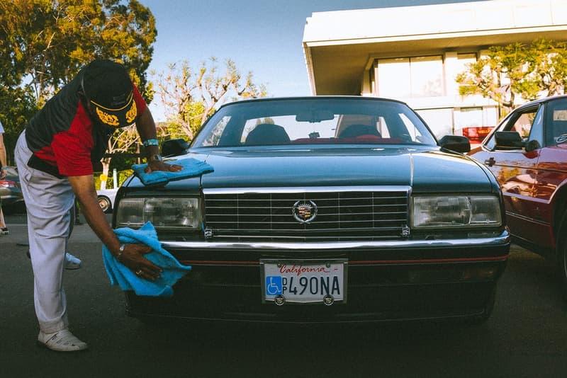 LAで開催された HYPEBEAST x L'art de l'automobile によるスペシャルイベント KAR WASH をフォトレポート ハイプビースト カーウォッシュ ラート ド ロートモービル