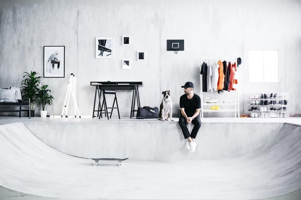 STAMPD を手がけるクリス・スタンプと IKEA による限定コレクション SPÄNST が登場