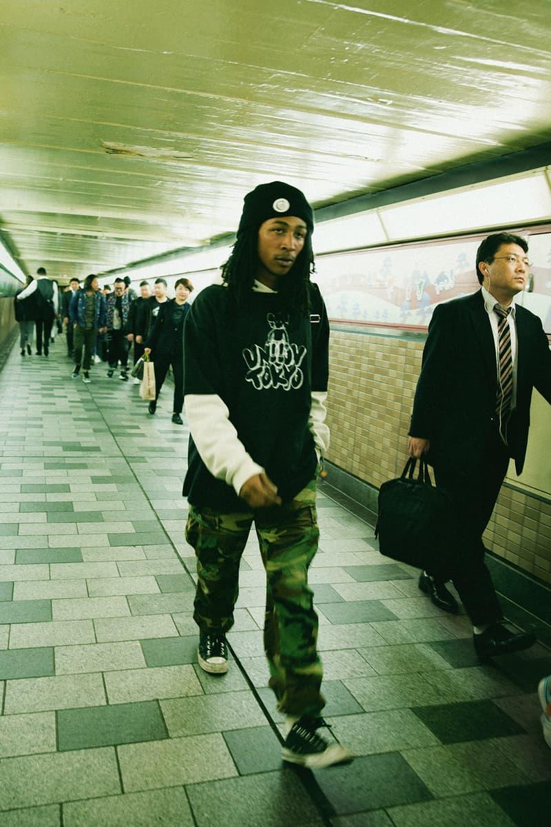 KAWS が手がけた UNION TOKYO オープン記念アイテムの全貌が明らかに カウズ ユニオントーキョー HYPEBEAST ハイプビースト Tシャツ スウェット