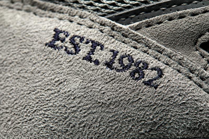 """New Balance が伝統の一足のリミテッドエディション 990v4 """"1982"""" を国内限定99足で販売 初代990のオリジナルプライスと同額の100ドルで販売されるとのことだが、肝心の販売場所は…… 〈New Balance(ニュー バランス)〉の""""990""""シリーズは、オンロード用のランニングシューズとして1982年に誕生以降、常に米国内の工場で製造され、ブランドのクラフトマンシップと機能性を体現し続けている名作だ。その現行モデルである12代目・990v4より、世界1,500足限定のリミテッドエディション、990v4 """"1982""""が国内でも発売決定。プレミアムピッグスキンスエードとメッシュのコンビネーションアッパーを採用した本作は、〈NB〉のシグネチャーカラーであるグレーを纏い、Nロゴのアウトライン、シュータンにあしらわれたタブ、ヒールデコレーションおよびアウトソールのネイビーが程よい上品さを付与。また、""""EST.1982""""の刺繍ステッで、""""990""""シリーズにオマージュを捧げている。  スペシャルなポイントは、シューズデザインに止まらない。990v4 """"1982""""は初代990のオリジナルプライスと同額の100ドル(日本円または100ドル札のみ使用可能)で販売されるとのことだ。日本国内でのリリースは99足限定で、発売日は4月14日(土)とのことだが、肝心の販売場所で現状判明していることは、""""都内某所にポップアップで設置される黒いコンテナ""""という情報のみ。詳細は前日13日(金)15時に〈New Balance〉の公式SNSにてアナウンスされるとのことなので、気になる方はブランドからのアップデートを待とう。  ちなみに、自分好みのスニーカーを製作できる〈NB〉のカスタマイズサービス、「NB1」が日本に上陸したことはご存知? HYPEBEAST ハイプビースト"""