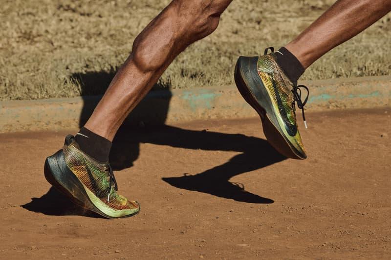 3Dプリント技術を用いた新作ランニングシューズ Nike Zoom VaporFly Elite Flyprint が誕生 ナイキ ズーム ヴェイパーフライ エリート フライプリント HYPEBEAST ハイプビースト