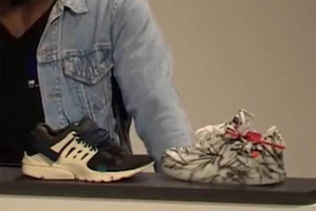 ヴァージル・アブロー x Nike による新作コラボ Air Presto & Air Force 1 のデザインがリーク? ナイキ virgil abloh エア プレスト エア フォース HYPEBEAST ハイプビースト