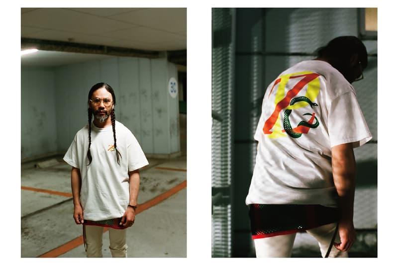 関西を拠点にカルト的人気を博す Zepanese Club と BEAMS T による最新カプセルコレクション 世界的グラフィックアーティストVERDYと『IMA:ZINE』のタッグによる注目ブランドが東京初進出 UNDEFEATED アンディフィーテッド Girls Don't Cry ガールズ ドント クライ VERDY ヴェルディ グラフィックアーティスト IMA:ZINE イマジン Zepanese Club ゼパニーズクラブ BEAMS T ビームスT 蛇模様 フーディ プロビデンスの目 袖プリ仕様 ロングスリーブTシャツ ラスタカラー オレンジ Tシャツ 刺繍キャップ BEAMS T HARAJUKU オンラインストア HYPEBEAST ハイプビースト