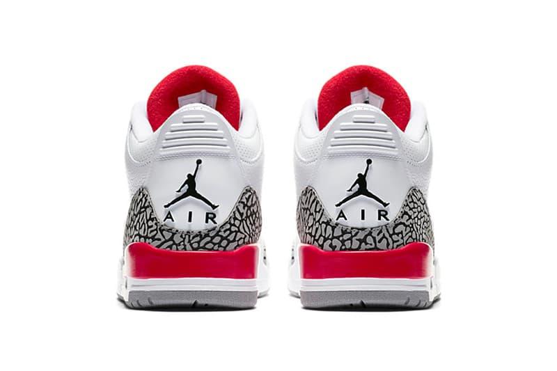 """Air Jordan 3 """"Katrina"""" の発売日に関する決定的情報を入手 大型ハリケーン""""カトリーナ""""の救助活動支援として2006年に製作された幻の一足が遂に一般販売へ"""