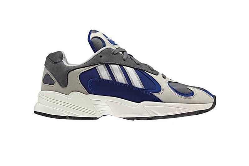 """adidas YUNG-1 からブルー/グレーの新色 """"Alpine"""" の存在が明らかに 履きまわしに富んだダッドライクな配色が魅力の新色だが、気になる発売時期は…… 未だ多くの謎に包まれているも、すでにスニーカーヘッズたちから信用を勝ち取っている@py_rateが、今度は〈adidas(アディダス)〉のYUNG-1より新色""""Alpine""""の存在を明かした。YUNG-1と言えば、YEEZY 500に似たシルエットで話題を呼び、先月""""Cloud White""""がリリースされたばかり。また、噂では6月20日(現地時間)にオレンジ/ネイビーを纏った一足も登場すると言われているが、本色に関してはまだブランドからのアップデートを待っている状況だ。  本稿でピックアップした""""Alpine""""は、ブルー/グレーのコンビネーションを基調にした爽やか且つ履きまわしに富んだダッドライクな配色が魅力。現段階では今夏の発売が有力視されているようだが、今は頭の片隅に置いておく程度にとどめ、公式ビジュアルの到着などを待とう。  あわせて、Kanye West(カニエ・ウェスト)が公開したYEEZY BOOST 350の初代""""Turtle Dove""""のオリジナルサンプルもチェックしてみてはいかがだろうか。"""