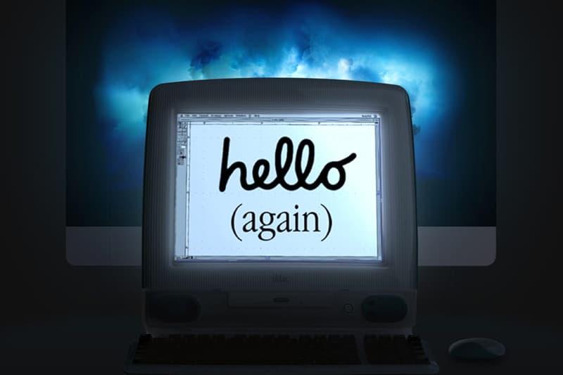 初代 iMac の発表から20周年を祝すティム・クックの粋なツイートをチェック そこにはスーツ姿でビシっと決めた若かりし頃のスティーブ・ジョブスのプレゼン動画も…… Apple アップル Steve Jobs スティーブ・ジョブス iPhone 20周年 Tim Cook ティム・クック 広告宣伝費 約1億ドル 約109億円 HYPEBEAST ハイプビースト