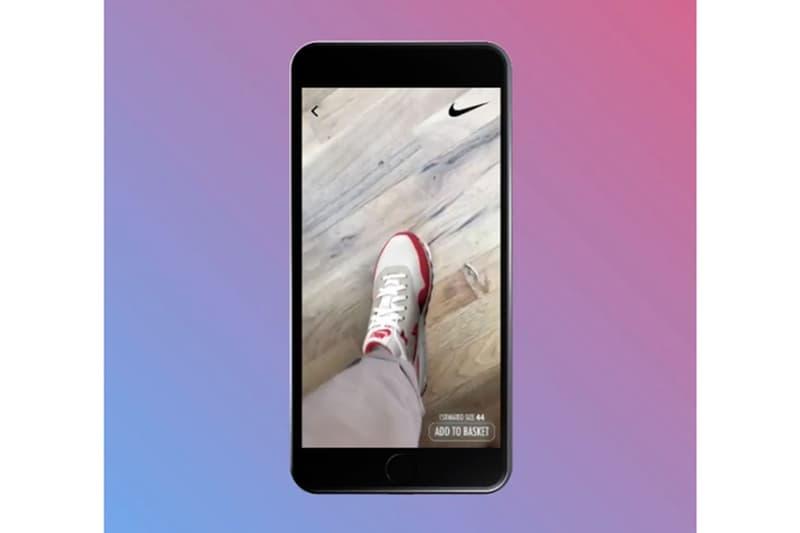 英国ベンチャー企業がスニーカーのAR試着技術を開発か すでに〈Nike〉や「ASUS」といった有名企業が興味を示してる模様  Nike ナイキ Nike+ SNKRS スニーカーズ 画像処理 画像分析 イギリス ベンチャー企業 AR技術 公式Instagram ASUS エイスース HYPEBEAST ハイプビースト
