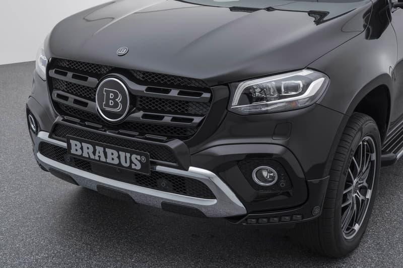 ドイツ発の改造屋 Brabus が贅沢すぎる Mercedes-Benz Xクラスを発表 シティからアウトドアまでクルマ好きが心の底から惚れる1台が完成 Mercedes-Benz メルセデス・ベンツ Brabus ブラバス チューニングメーカー Xクラス ピックアップトラック HYPEBEAST ハイプビースト