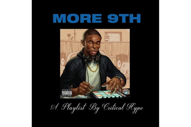 9th Wonder のビートと Drake のラップをマッシュアップした話題作『More 9th』をチェック