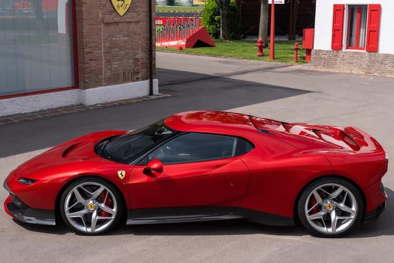 Ferrari が特別な顧客のために1台限りで製作したワンオフモデル SP38 を発表 フェラーリ HYPEBEAST ハイプビースト