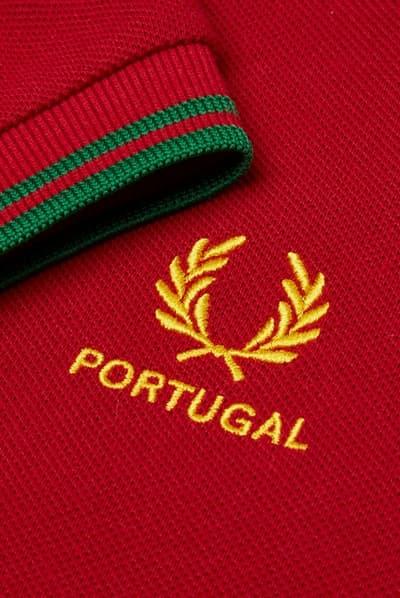 フレッド ペリーが2018FIFAワールドカップを記念したカントリーシャツコレクションを発売 ブラジルやドイツといった強豪国に加え、番狂わせを狙う日本と韓国もラインアップ 本田圭佑 香川真司 Louis Vuitton ルイ・ヴィトン Nike ナイキ FRED PERRY フレッド ペリー イングランド ブラジル ベルギー フランス ドイツ スペイン ポルトガル スウェーデン ロシア 韓国 日本 14,040円 HYPEBEAST ハイプビースト